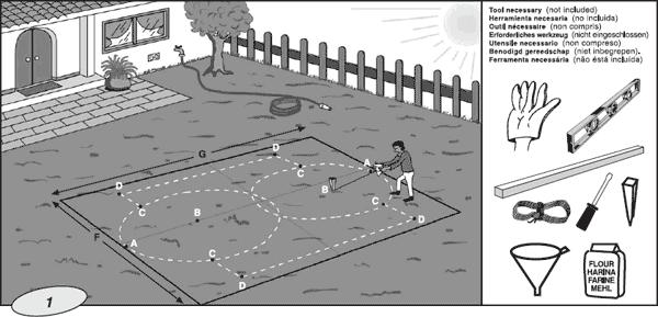 Preparazione del terreno piscine fuori terra for Piani di piscina gratuiti