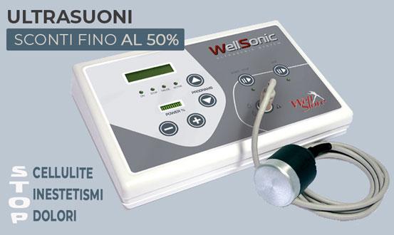 Vendita apparecchiature ad ultrasuoni
